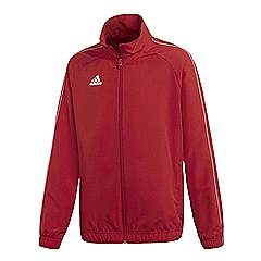 Adidas Core 18 Presentation jacket Red