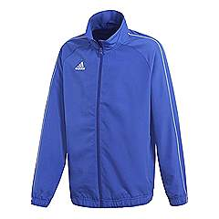 Adidas Core 18 Presentation jacket Royal