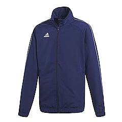 Adidas Core 18 Presentation jacket navy