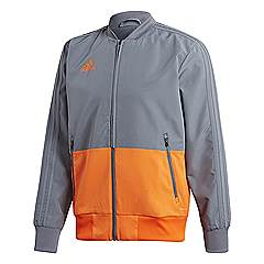 Adidas Condivo presentation jacket orange Onix