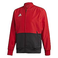 Adidas Condivo presentation jacket Red/Black