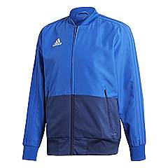 Adidas Condivo presentation jacket Royal/Navy