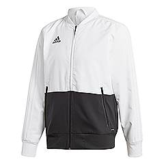Adidas Condivo presentation jacket White/Black