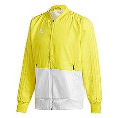 Adidas Condivo presentation jacket Yellow/White