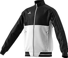 Adidas Tiro 17 PES jacket Black/White
