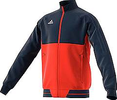 Adidas Tiro 17 PES jacket Navy/Red