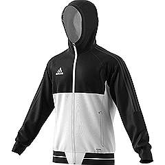 Adidas Tiro 17 Presentation jacket Black/White
