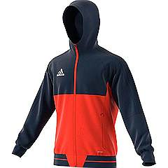 Adidas Tiro 17 Presentation jacket Navy/Energy