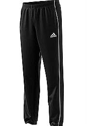 Adidas core 18 PES training pants black