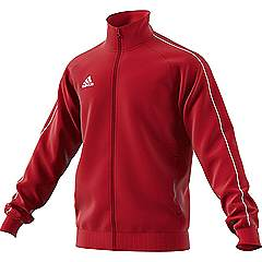 Adidas core 18 PES jacket Red