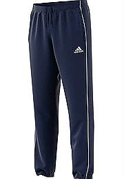 Adidas core 18 PES training pants navy
