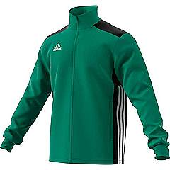 Adidas Regista 18 PES Jacket Bold Green/Black