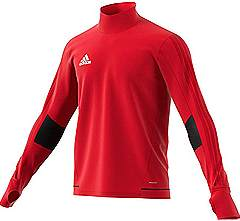 Adidas Tiro 17 Training Top Red