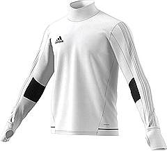 Adidas Tiro 17 Training Top White