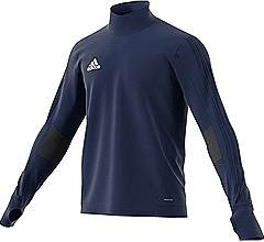 Adidas Tiro 17 Training Top Navy-Grey