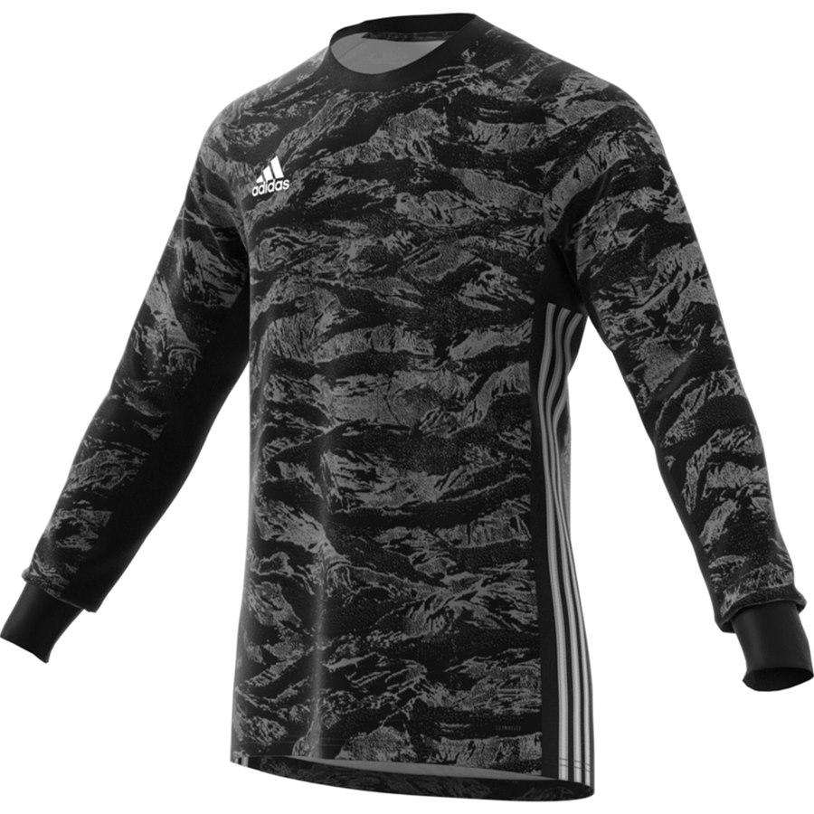 62b6353667f Adidas adi pro G/K jersey Black