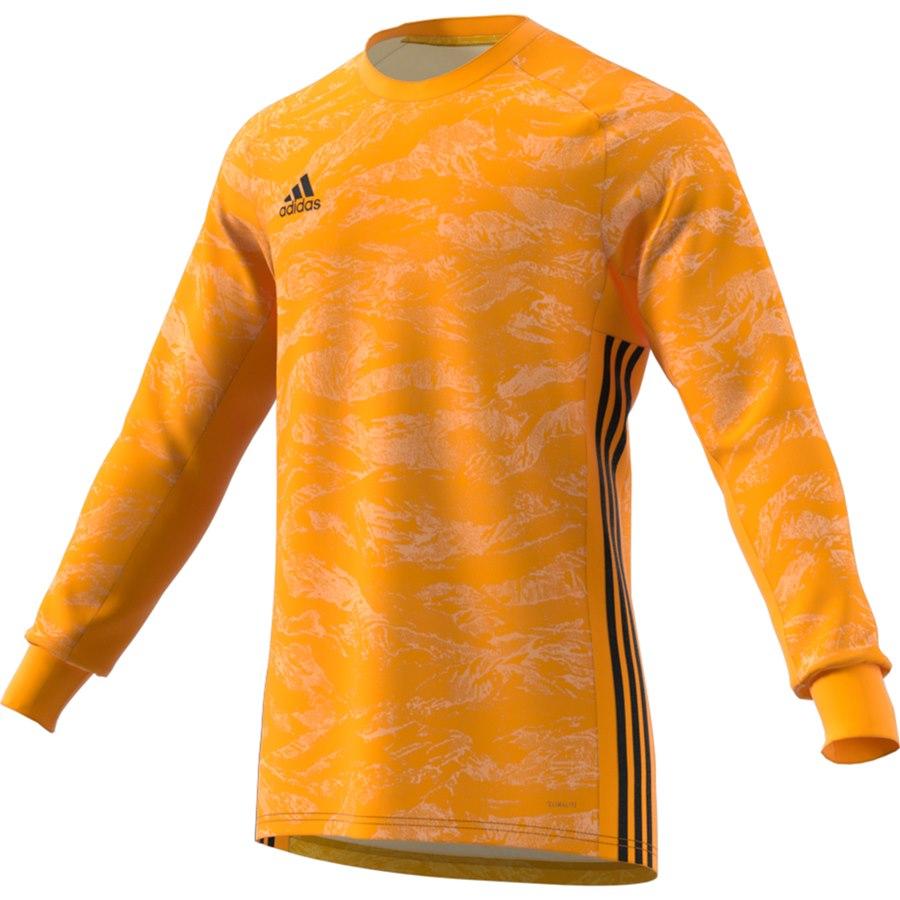 ab200f0ac6e Adidas adi pro G K jersey Gold