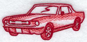 car embroidery