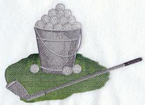 golf embroidery 1