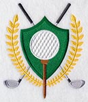 golf embroidery 3
