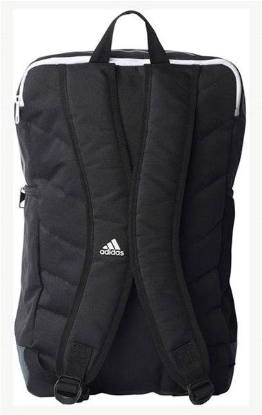 c7f113364 Adidas Tiro Backpack Back View