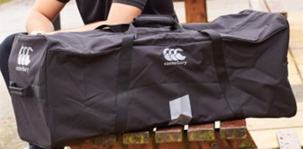 Canterbury Team kit bag black dda882b47ca5a