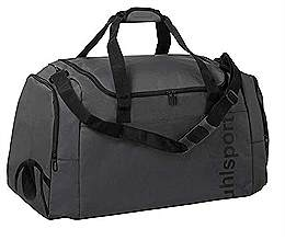 Uhlsport essentail bag antracite-Black