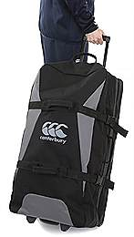 Canterbury VAPOSHIELD PRO WHEELIE BAG black
