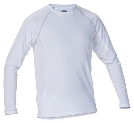 Stanno Long sleeve baselayer click on image to enlarge white