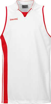 ed742cbde spalding basketball MVP tank royal-white spalding basketball MVP tank white  red ...
