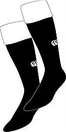 Canterbury Team Cap Socks black-white