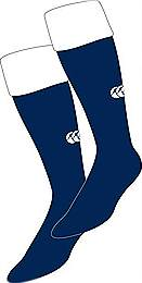 Canterbury Team Cap Socks Navy-White