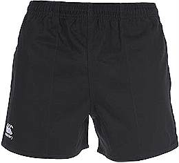 Caterbury Pro shorts poly black