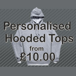 printed Hooded tops