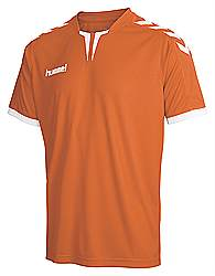 Hummel Core Poly jersey Tangerine