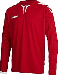 Core LS jersey Red