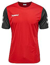 Hummel Core Poly jersey Red-Black
