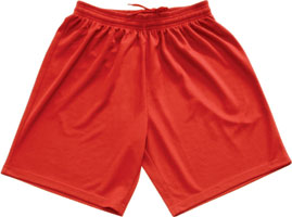 Macron Team shorts click on image to enlarge red