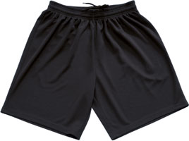 Macron Team shorts click on image to enlarge black