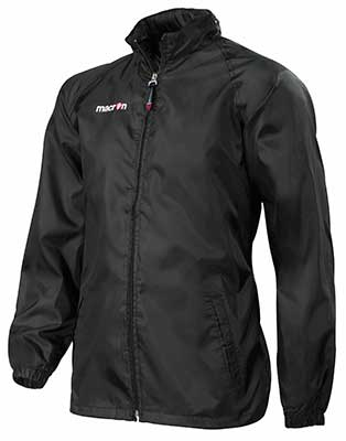 Macron Atlantic rain jacket black