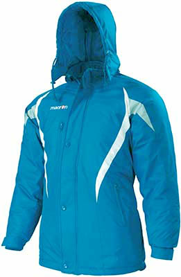 macron squire jacket royal