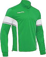 Macron Expert training Top green-white