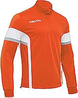 Macron Expert training Top Orange-white