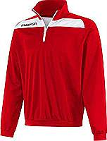 Macron Nile Training Top Red/White