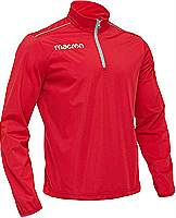 Macron Iguazu training Top Red