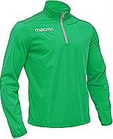 Macron Iguazu training Top Green