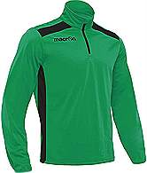 Macron Tarim Training Top Green/Black