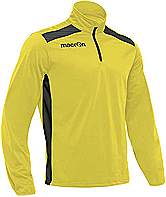 Macron Tarim Training Top Yellow-Black