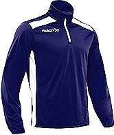 Macron Tarim Training Top Navy-White