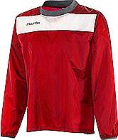 Macron Hanoi training Top Red-White